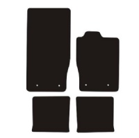 Jaguar XKR 2006 - On Fitted Car Floor Mats product image
