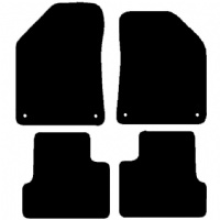 Jeep Cherokee (KL) 2014 Onwards Fitted Car Floor Mats product image