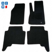 Jeep Commander 2006 Onwards Fitted Car Floor Mats product image
