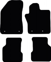 Jeep Compass 2017 - Onwards Fitted Car Floor Mats product image