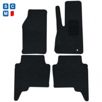Jeep Compass 2008 - 2017 Fitted Car Floor Mats product image
