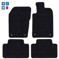 Jeep Grand Cherokee 2010 to 2014 Fitted Car Floor Mats product image