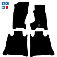 Jeep Grand Cherokee 1999 to 2004 Fitted Car Floor Mats product image
