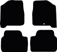 Kia Carens 2007 - 2013 (Manual)(MK2) Floor Mats product image