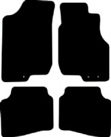 Kia Ceed 2007- 2012 (Twin Locator) Fitted Car Floor Mats product image
