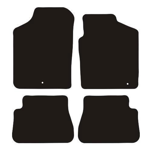 Kia Picanto MK1 (SA; 2009 to 2011) Fitted Car Floor Mats product image