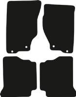 Kia Sorento 2003 - 2010 (MK1)(Twin Locator) Fitted Car Floor Mats product image