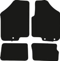 Kia Soul 2009 - 2014 (Three Locator)(MK1) Fitted Car Floor Mats product image