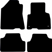 Kia Soul 2019 - Onwards (MK3) Fitted Car Floor Mats product image