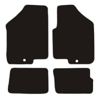 Kia Soul 2009 - 2014 (Two Locator)(MK1) Fitted Car Floor Mats product image