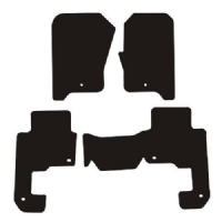 Land Rover Discovery 3 2004 - 2008 (Single Locator) Fitted Car Floor Mats product image