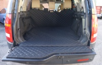 Land Rover Discovery 4 (2013 - 2017) Quilted Waterproof Boot Liner