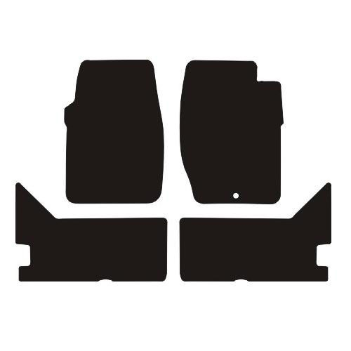 Land Rover Discovery 1989 - 1998 (200 / 300) Fitted Car Floor Mats product image