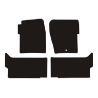 Land Rover Discovery 2 1998 - 2004 (Single Locator) Fitted Car Floor Mats product image