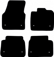 Land Rover Discovery SPORT 2020 - Onwards (MK2) (MANUAL) Fitted Car Floor Mats product image
