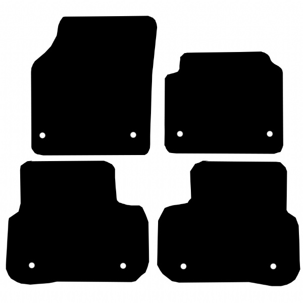 Land Rover Discovery SPORT 2014 - 2020 (MK1) Fitted Car Floor Mats product image