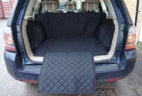 Land Rover Freelander MK2 (2006 onwards) Quilted Waterproof Boot Liner