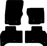 Range Rover 2013 Onwards Fitted Car Floor Mats product image