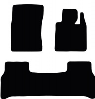 Range Rover 2003 - 2012 (4x Velcro) Fitted Car Floor Mats product image