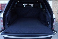 Land Rover Range Rover (2013 onwards) Quilted Waterproof Boot Liner