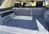 Land Rover Range Rover P400e PHEV (2020 - Onwards) Quilted Waterproof Boot Liner