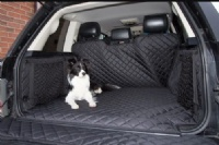Land Rover Range Rover (2003 - 2012) Quilted Waterproof Boot Liner