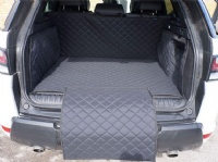 Land Rover Range Rover Sport (2013 - 2018) (5 Seater Only) Quilted Waterproof Boot Liner