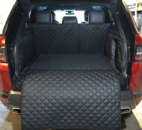 Land Rover Range Rover Sport (2018 - Onwards) Quilted Waterproof Boot Liner
