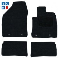 Lexus CT 200H 2011 - Onwards Fitted Car Car Floor Mats product image