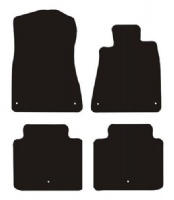 Lexus GS 2005 - 2012 (6x Fixings) Fitted Car Floor Mats product image