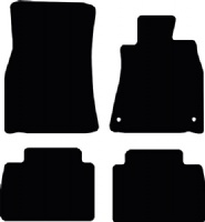 Lexus LS460 (2006 - 2017) Fitted Car Floor Mats product image