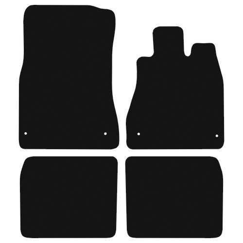 Lexus LS430 (2000 - 2006) Fitted Car Floor Mats product image