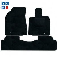 Lexus RX 2009 - 2012 (4x Eyelits)(AL10) Fitted Car Floor Mats product image