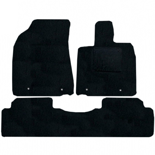 Lexus RX 2012 - 2015 (4x Toyota Clips)(AL10) Fitted Car Floor Mats product image