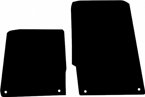 Lotus Elise 2000 - 2004 (MK2) Early Release - Fitted Car Floor Mats product image