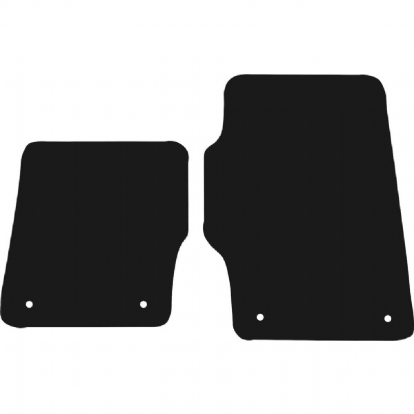 Lotus Elise 2004 - 2011 (MK2) Later Release - Fitted Car Floor Mats product image