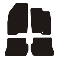 Mazda 2 2003 - 2007 (DY) Fitted Car Floor Mats product image