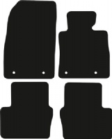 Mazda 2 2014 - Onwards (DJ) Fitted Car Floor Mats product image