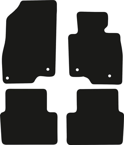 Mazda 3 2013 - 2019 Fitted Car Floor Mats product image