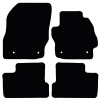 Mazda 3 2009 - 2013 (4 Locators) Fitted Car Floor Mats product image