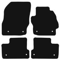 Mazda 3 2009 - 2013 (8 Locators) Fitted Car Floor Mats product image