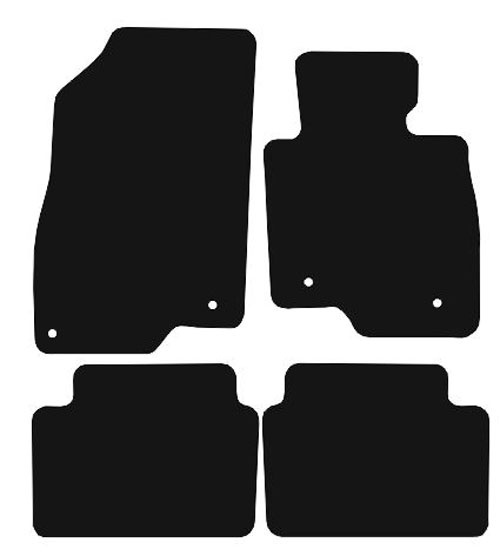 Mazda 6 Estate 2012 - Onwards (290mm Locator)(MK3) Floor Mats product image