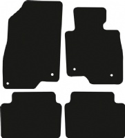 Mazda 6 Estate 2012 - Onwards (312mm Locators)(MK3) Floor Mats product image