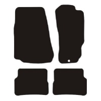 Mazda RX-8 2003 Onward Fitted Car Floor Mats product image