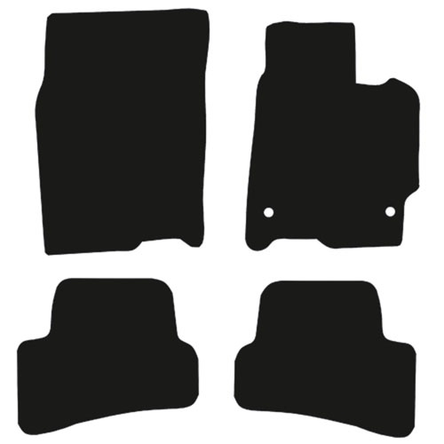 Mazda Xedos 6 (1992 - 1999) Fitted Car Floor Mats product image