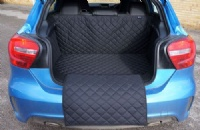 Mercedes A Class (2012 - 2018) Quilted Waterproof Boot Liner