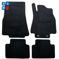 Mercedes A Class (W169) 2005 - 2012 Fitted Car Floor Mats product image