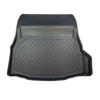 Mercedes C-Class Coupe 2016 - Onwards (W205)  Moulded Boot Mat