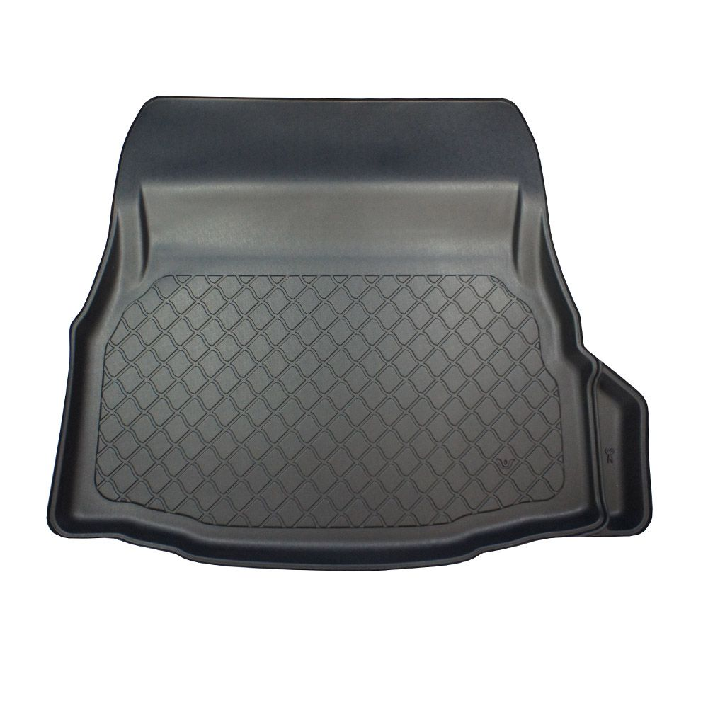 Mercedes C-Class Coupe 2016 - 2021 (W205)  Moulded Boot Mat product image