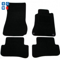 Mercedes C Class Coupe 2000 - 2008 (W203) Fitted Car Floor Mats product image